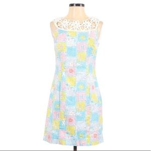 Lilly Pulitzer Written in the Stars dress